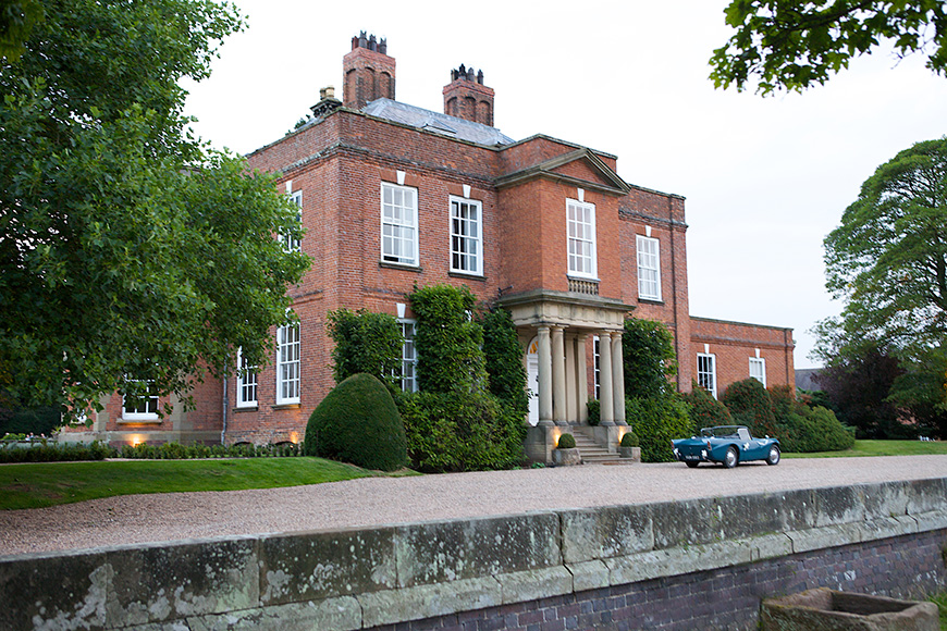 4 Ways To Marry In Shropshire - Iscoyd Park | CHWV