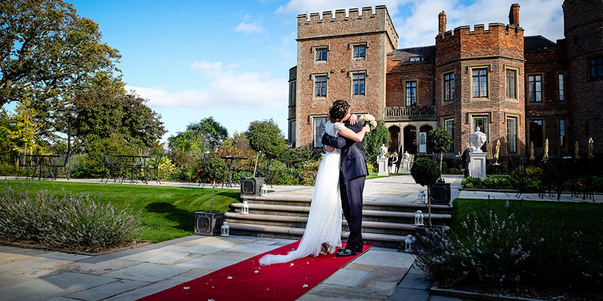 4 Ways To Marry In Shropshire - Rowton Castle | CHWV