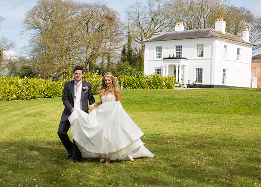 4 Ways To Marry In Shropshire - Shooters Hill Hall | CHWV
