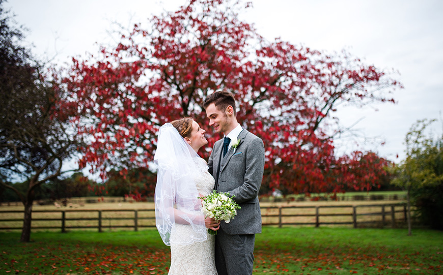 What To Look For In An Autumn Wedding Venue - Swynford Manor | CHWV