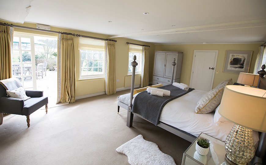 Braxted Park's New Look Honeymoon Cottage | CHWV