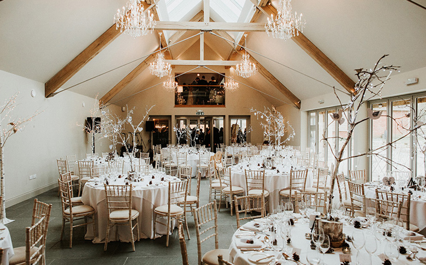 Incredible Last-Minute Wedding Venues That Could Save You A Fortune - Blackwell Grange | CHWV