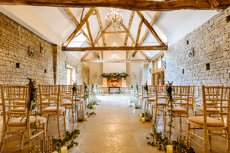 Fall In Love With These Romantic Wedding Venues - Blackwell Grange | CHWV