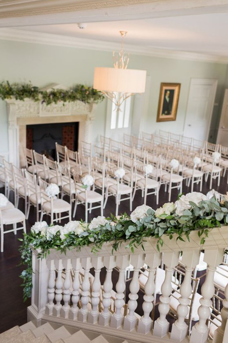 Our Venue Specialist's Perfect Wedding At Morden Hall - The theme | CHWV