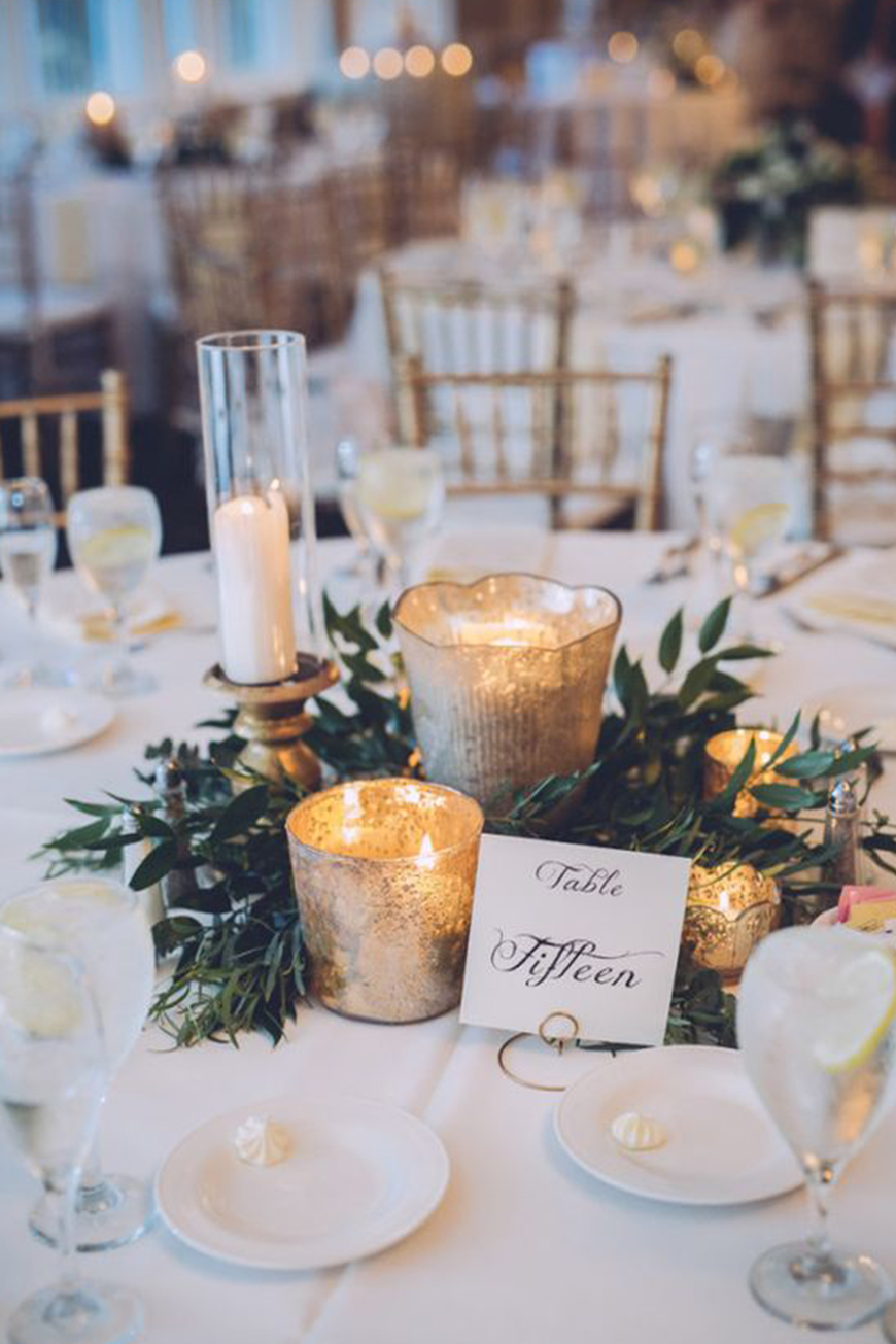 Our Venue Specialist's Perfect Wedding At Blackwell Grange - Candles | CHWV