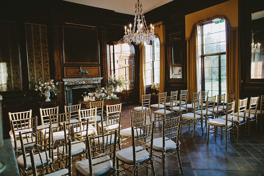 9 Wonderful Winter Wedding Venues - Davenport House | CHWV