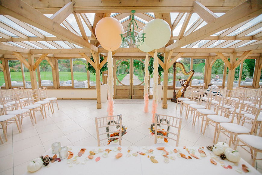 11 Barn Wedding Venues For An Autumn Wedding - Gaynes Park | CHWV