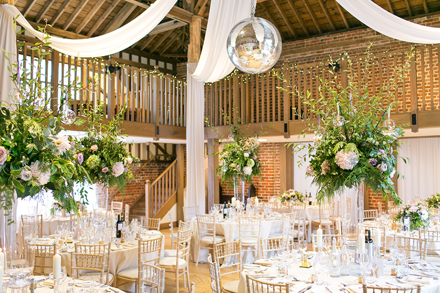 Seven Incredible Outdoor Wedding Venues - Gaynes Park | CHWV
