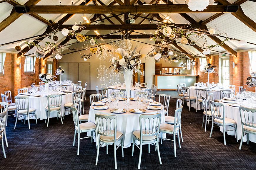 8 Wonderful Wedding Venues In Warwickshire - Gorcott Hall | CHWV
