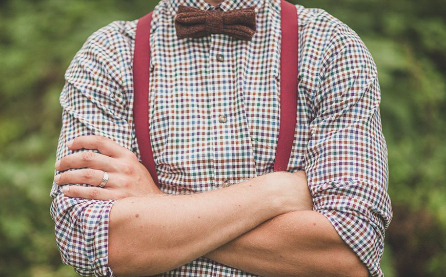 How To Style The Rustic Groom | CHWV