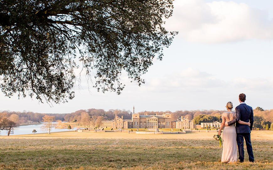 Unique Wedding Venues To Make Your Day Extra Memorable - Holkham Hall | CHWV