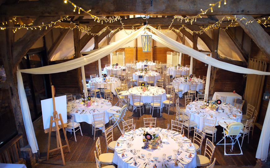 8 Oxfordshire Wedding Venues You Won't Want To Miss - Lains Barn   CHWV