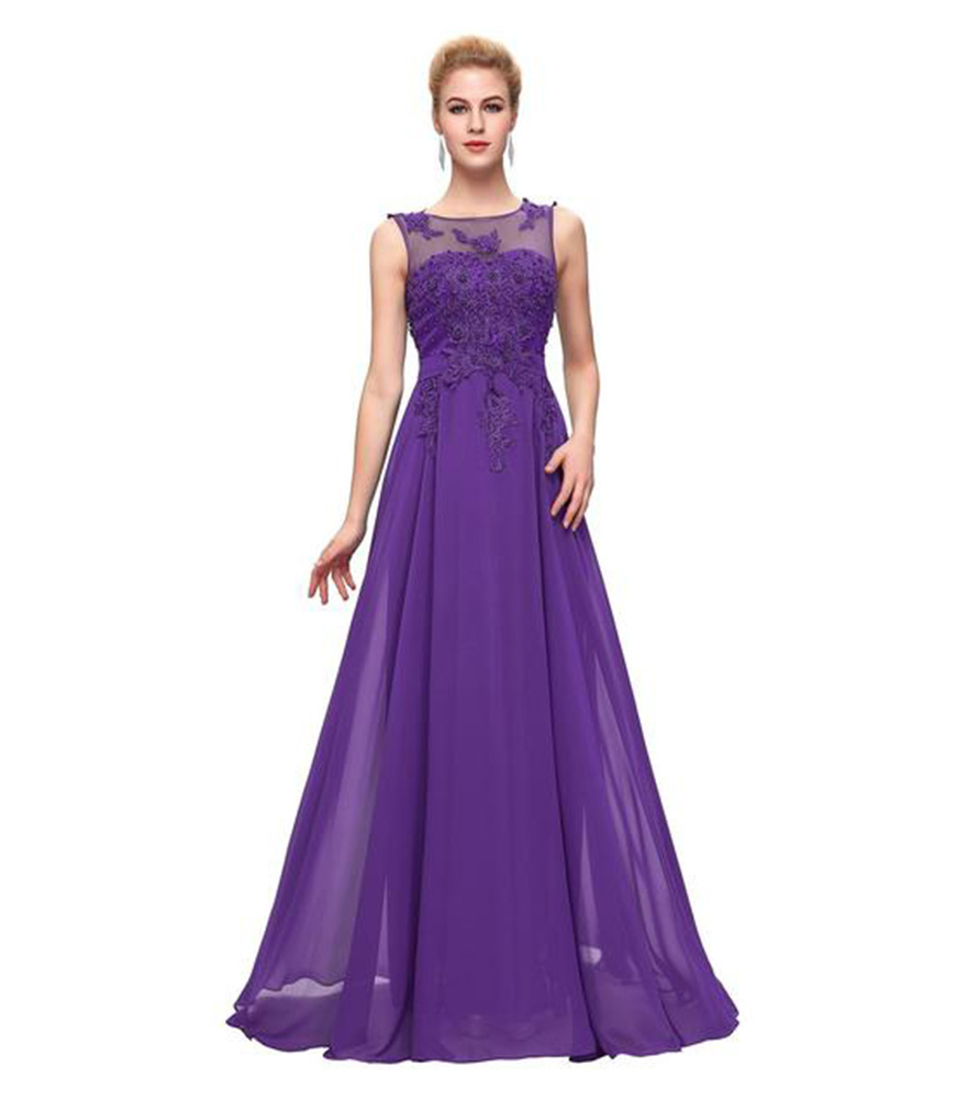 Purple Bridesmaid Dress What Colour Shoes