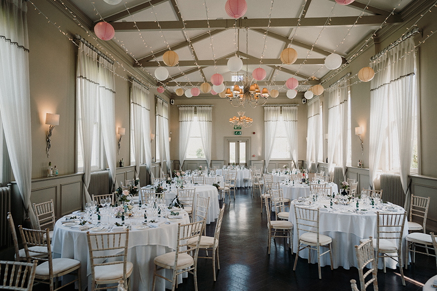 7 Country House Wedding Venues For A Summer Wedding - Morden Hall | CHWV