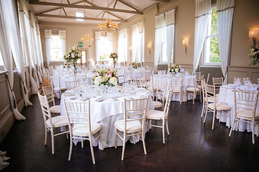 9 Spectacular Spring Wedding Venues - Morden Hall | CHWV