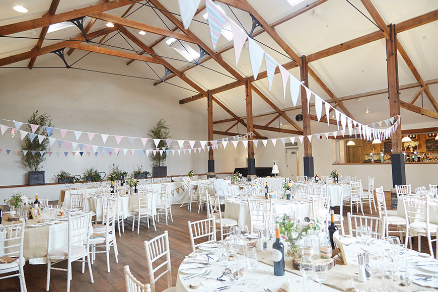 9 East Anglia Wedding Venues You Have To See - Oxnead Hall | CHWV