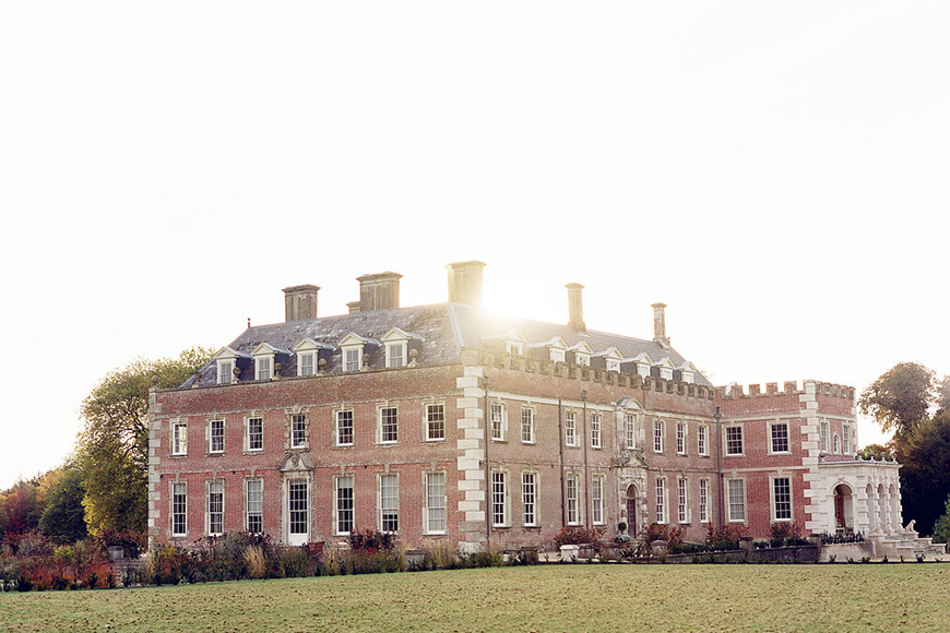 9 Country House Wedding Venues In The South West - St Giles House | CHWV