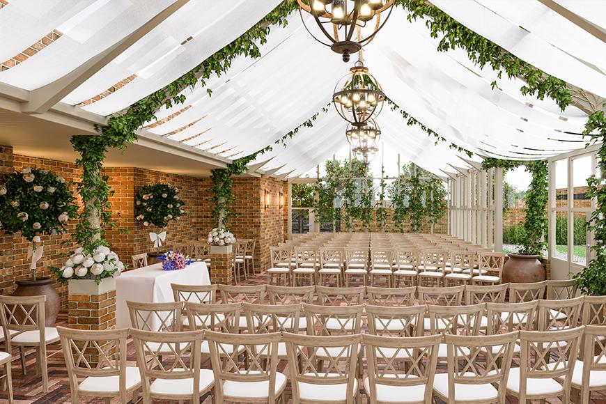 The Best Barn Wedding Venues - Syrencot | CHWV