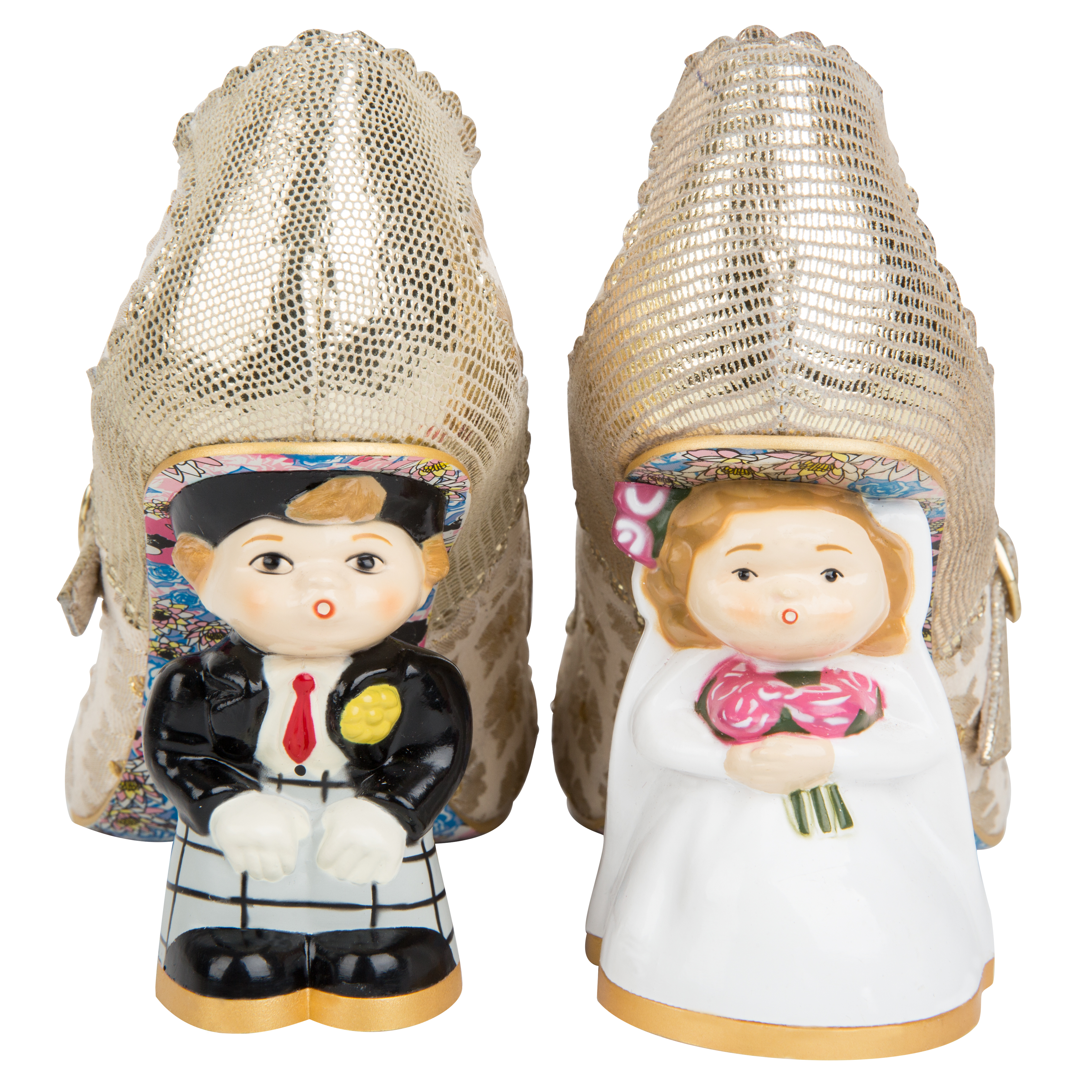 Quirky Wedding Shoes - Show some character | CHWV