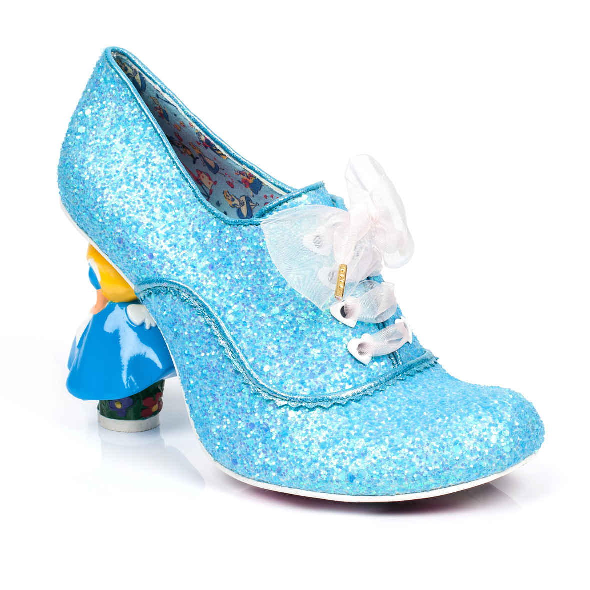Quirky Wedding Shoes - Alice In Wonderland | CHWV