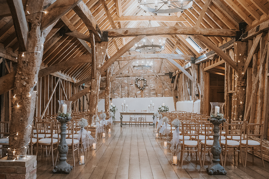 9 East Anglia Wedding Venues You Have To See - Bassmead Manor Barns | CHWV