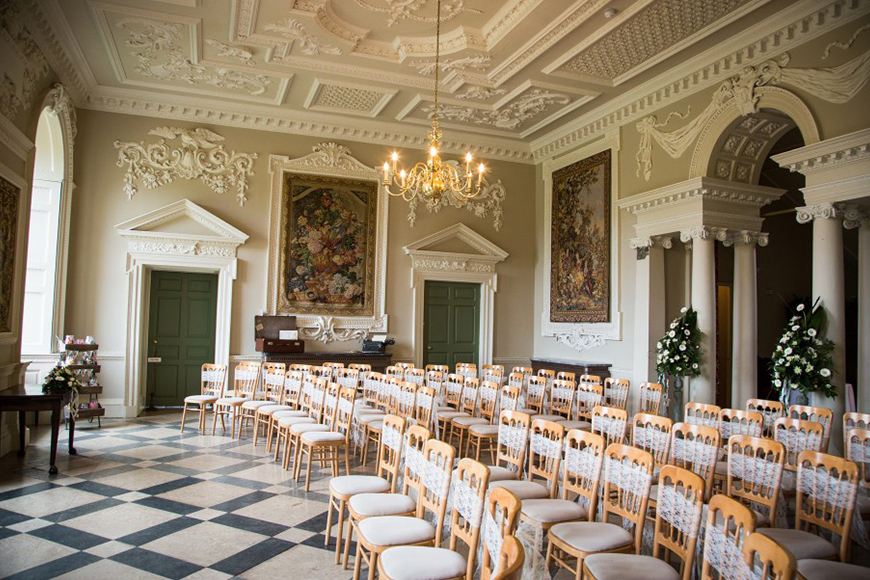 9 Country House Wedding Venues In The South West - Crowcombe Court | CHWV