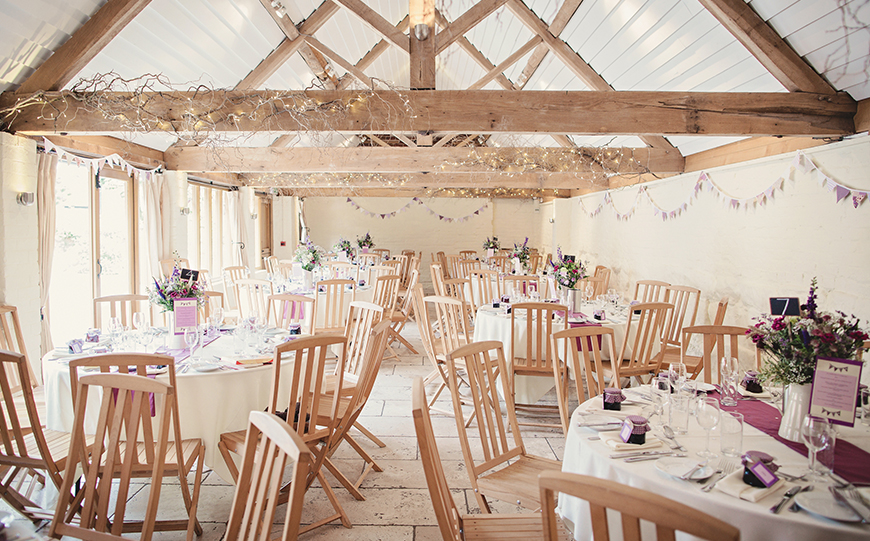 11 Wedding Venues With The Most Amazing Accommodation - Curradine Barns | CHWV