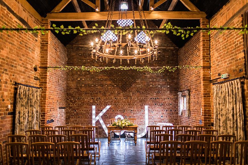 9 Spectacular Spring Wedding Venues - Curradine Barns | CHWV
