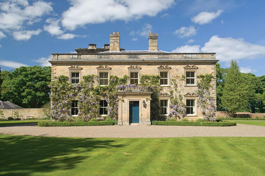 11 Irresistible Intimate Wedding Venues - Eshott Hall | CHWV