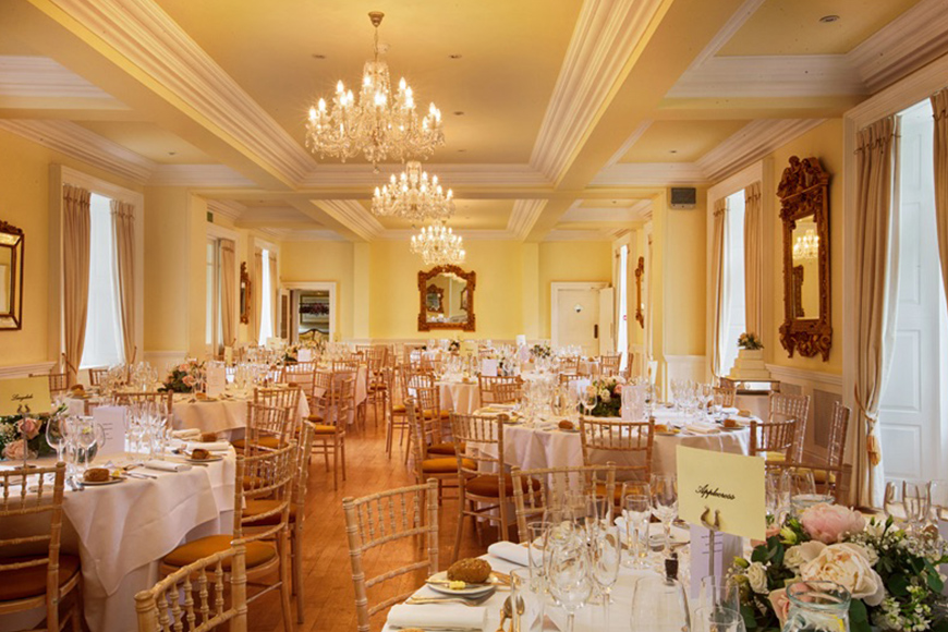 The Best Wedding Venues Of The North - Eshott Hall | CHWV