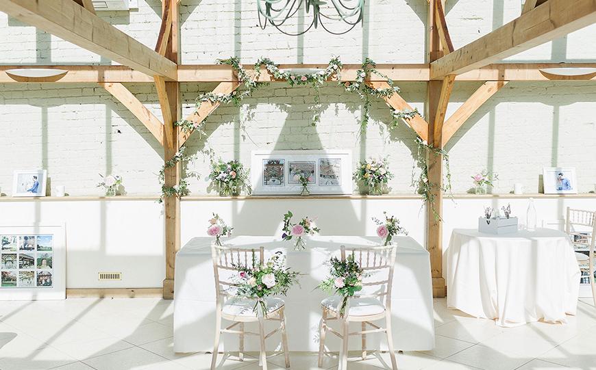 10 Stunning Spring Wedding Venues - Gaynes Park | CHWV