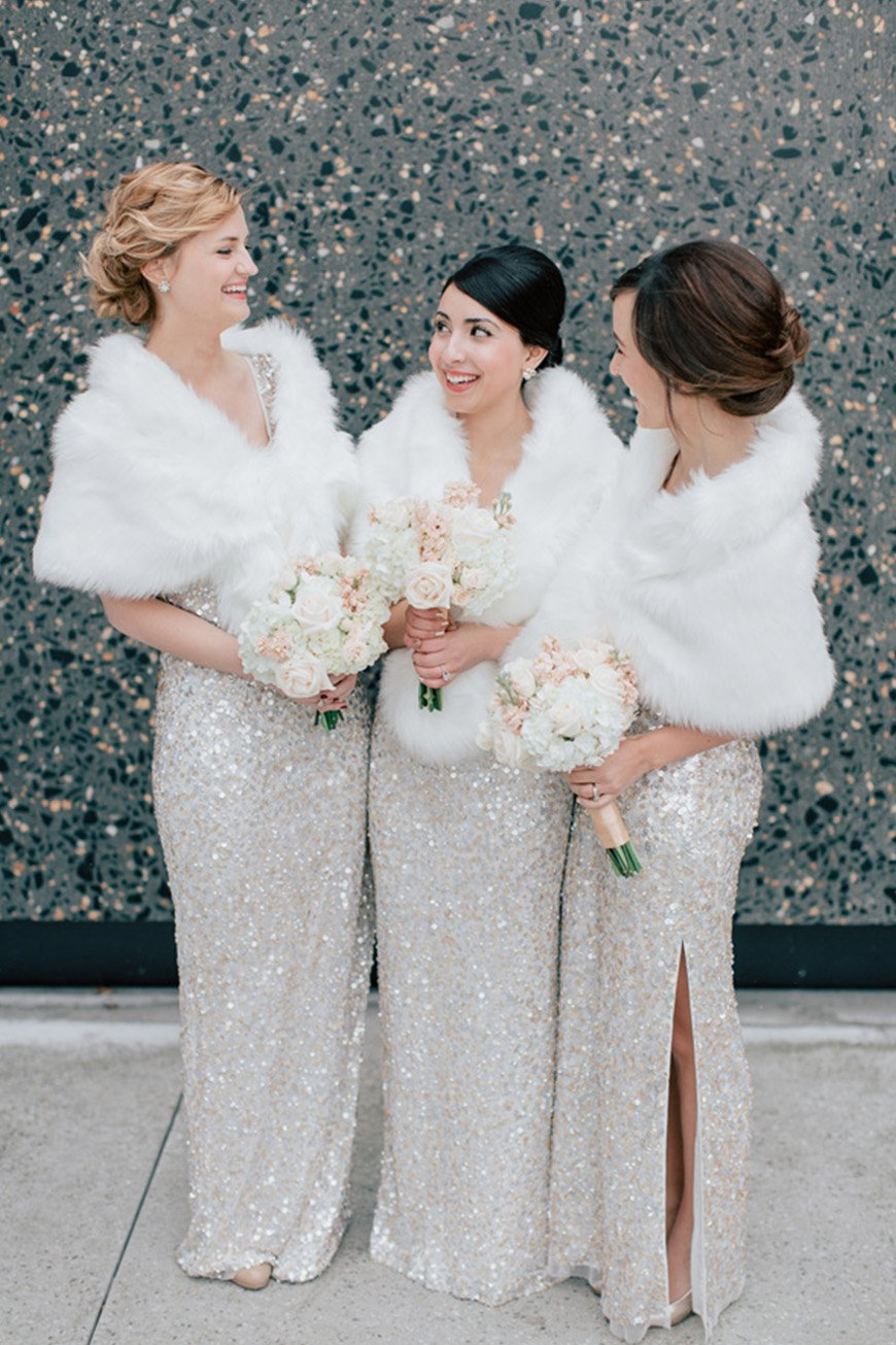 Find the Right Metallic For Your Wedding | Wedding Ideas By Colour ...