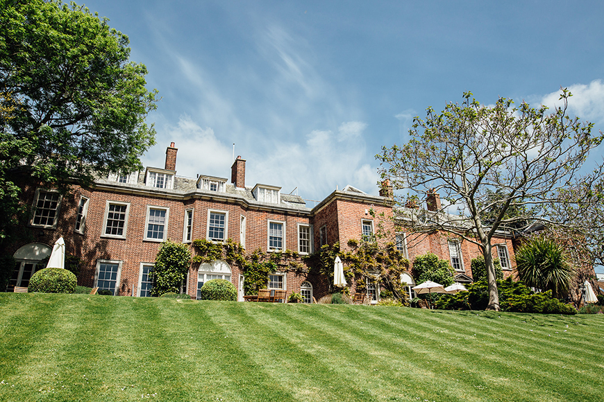 How To Match Your Look To Your Wedding Venue - Pelham House | CHWV