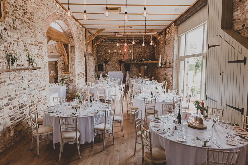 9 Incredible Wedding Venues With Accommodation - Pentney Abbey | CHWV