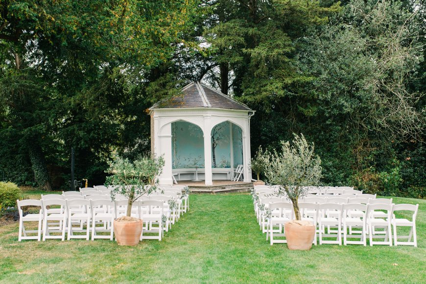 8 Unique Wedding Venues You Won't Want To Miss - Wasing Park | CHWV