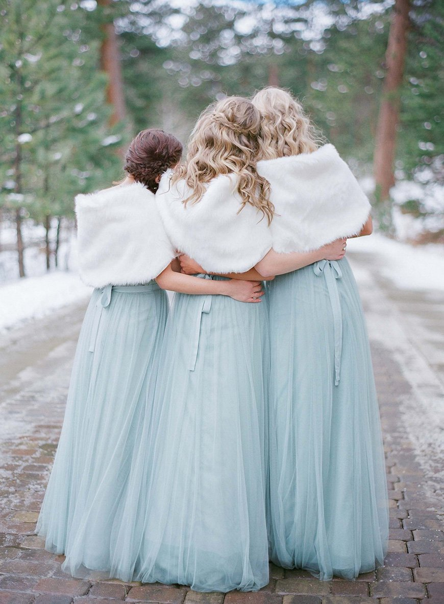 How To Throw The Best Winter Wedding | CHWV