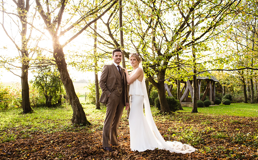 Why The Cotswolds Is The Perfect Place For A Wedding - Cripps Barn | CHWV