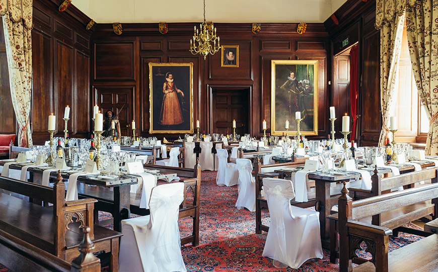 8 Intimate Wedding Venues To Fall In Love With - Appleby Castle | CHWV