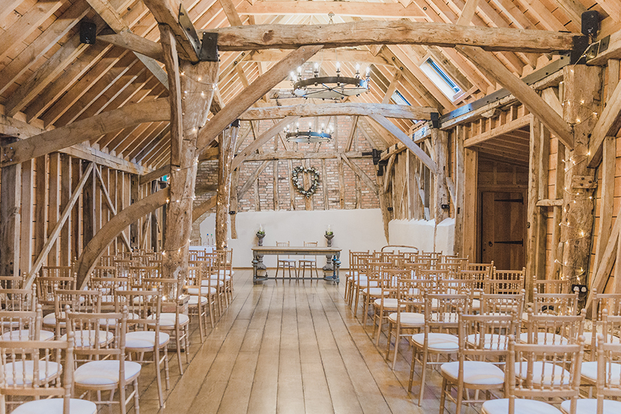 The Best Of British Wedding Venues - Bassmead Manor Barns | CHWV
