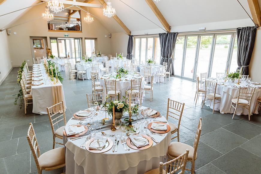 The Best Barn Wedding Venues - Blackwell Grange | CHWV