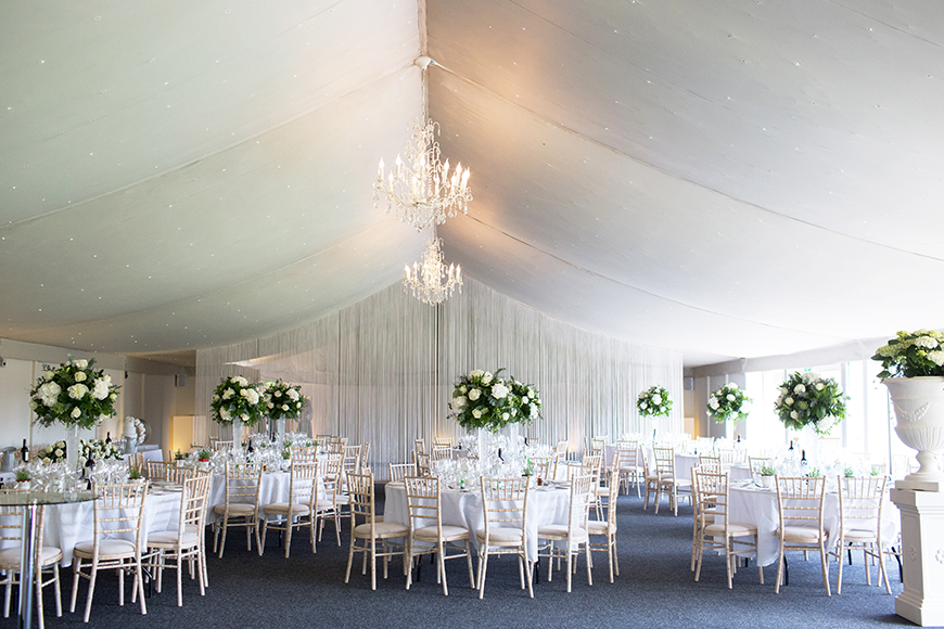 7 Country House Wedding Venues For A Summer Wedding - Combermere Abbey | CHWV