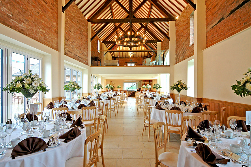 7 Wonderful Wedding Venues With Churches - Delbury Hall | CHWV
