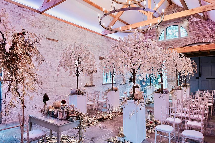 8 Charming Cheshire Wedding Venues - Dorfold Hall | CHWV