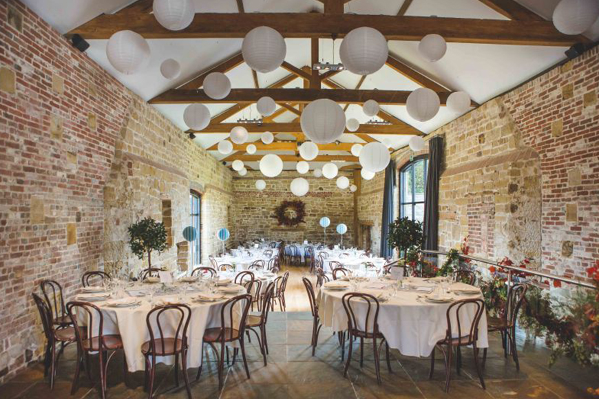 6 Stunning East Sussex Wedding Venues - Hendall Manor Barns | CHWV