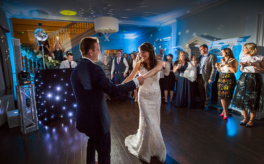Must-Ask Questions For Your… Wedding Band Or DJ - Lighting / Special effects? | CHWV