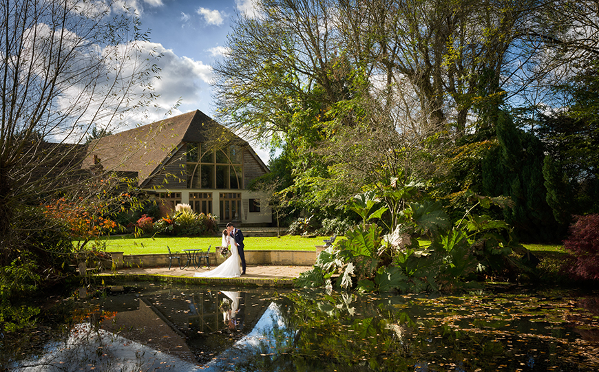 7 Wedding Venues In Hampshire You Won't Want To Miss - Rivervale Barn | CHWV