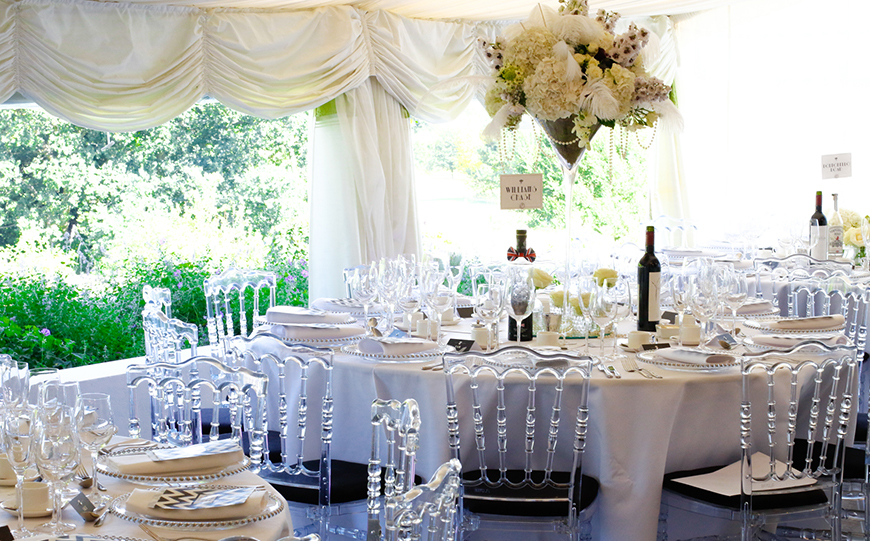 11 Country House Wedding Venues In The South East - Russets Country House | CHWV