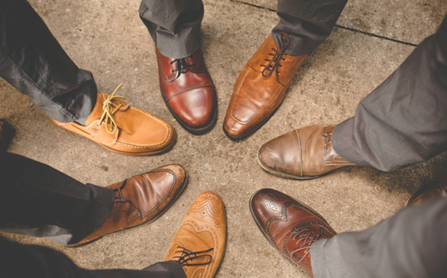Groom Style Guide – What Shoes To Wear? - Informal | CHWV
