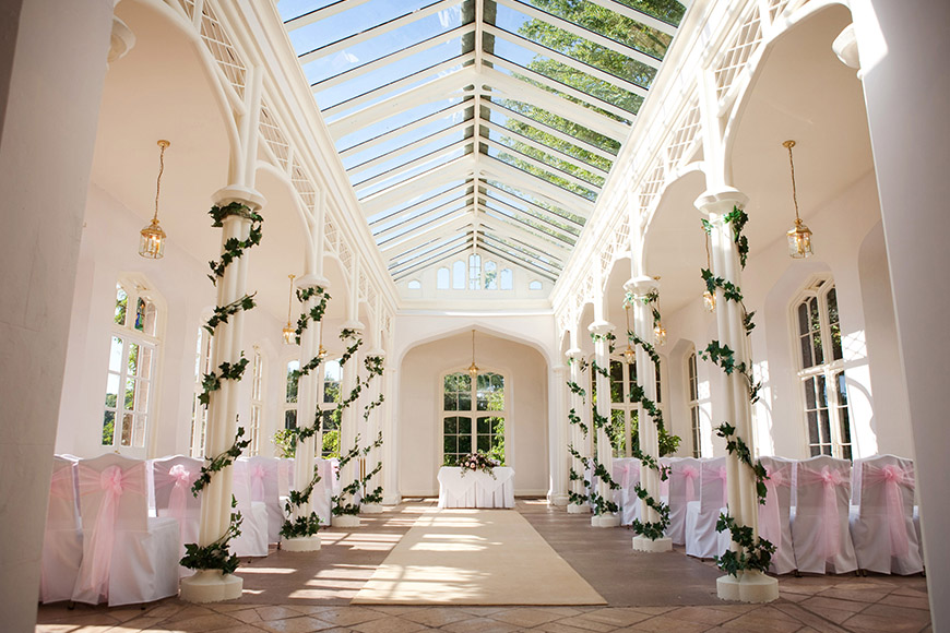 9 Country House Wedding Venues In The South West - St Audries Park | CHWV
