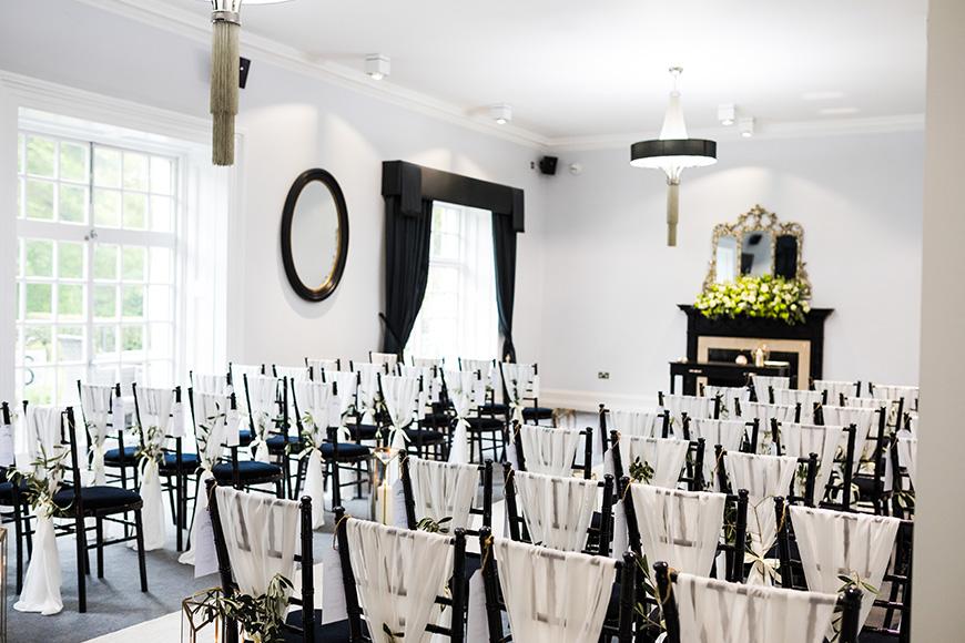 11 Unmissable Modern Wedding Venues - Swynford Manor | CHWV